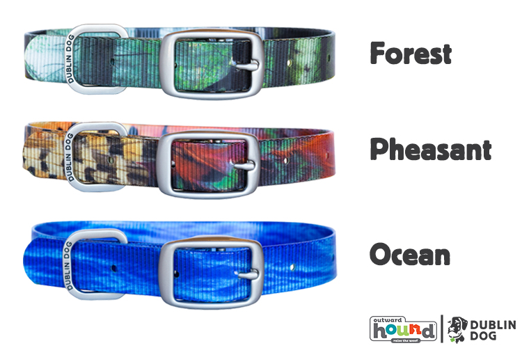 New KOA Dublin Dog Collars