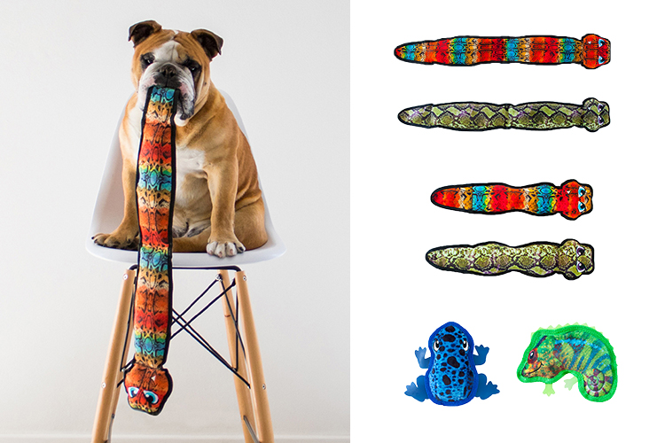 new dog toys that are durable for tough chewers