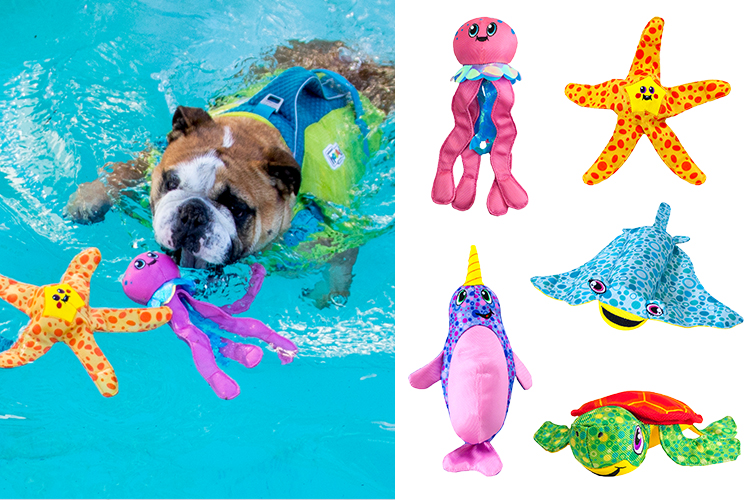 new dog toys floating water toys for dogs